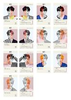 コンビニCU、BTS透明T-moneyカード販売・・・20万枚限定販売