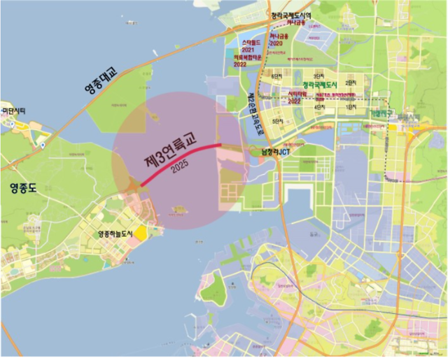 永宗岛建第3座连陆桥 明年施工2025年开通