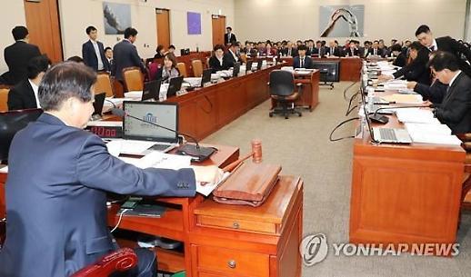 국회 과방위 법안소위 취소…합산규제 논의·황창규 청문회 줄줄이 연기