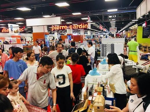 롯데 유통사업부문, 청년기업 '베트남·인니' 수출판로 뚫는다