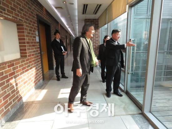 의왕소방 '시몬느' 관서장 현장안전관리 컨설팅 펼쳐