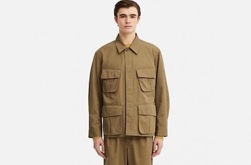 유니클로 봄 신상품에 인민복 재킷 포함?... 김정일 떠오른다 논란