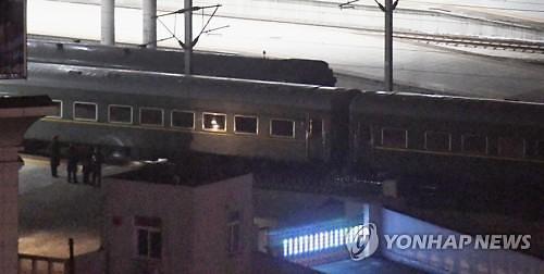 [2차 북미정상회담]김정은 하노이행 60시간 열차 대장정…트럼프 압박 의도