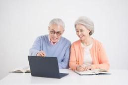 .韩老年人互联网使用率10年间增长近7成.