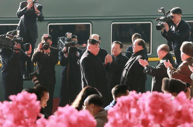[2차 북미정상회담] 김정은 전용열차 타고 하노이행…북한 철도 현주소는