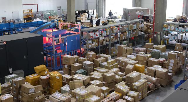 韩国人海淘增长37% 中国电子产品热销