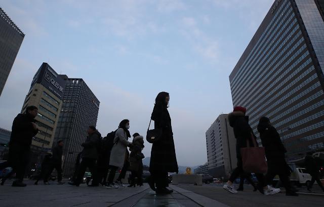 调查:韩女公务员渐占半边天