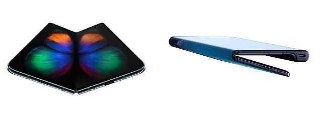 폴더블폰 왕좌는 누가…전격 비교, 갤럭시폴드 vs 메이트 X