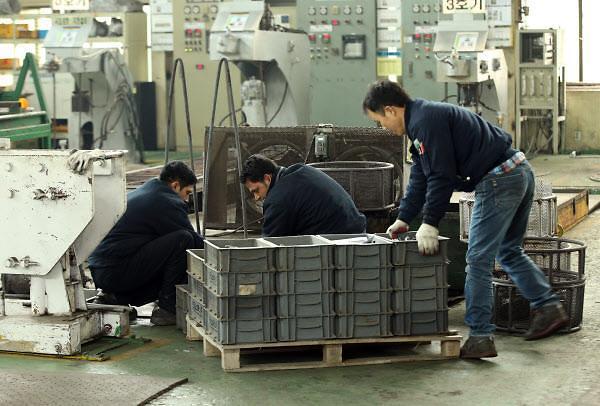 韩中小企业外籍劳工申请配额跌破100%