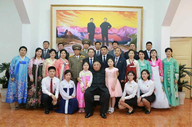 金正恩访问驻越南朝鲜大使馆