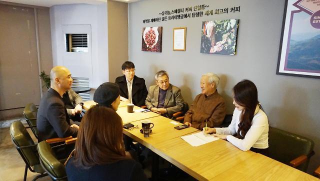 """2019韩国""""欢乐春节""""——谢飞电影放映及观众对话会在韩举办"""