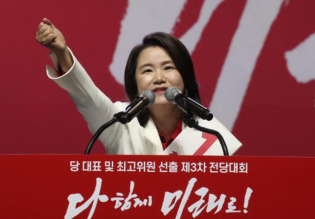 [한국 최고위원 5人 프로필] 신보라, 당내 유일 30대 국회의원…청년 목소리 대변자