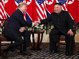 .[SUMMIT] Trump tempts Kim with compliments and possible incentives.