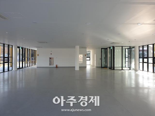 경주엑스포 기념관 다목적홀, 카페테리아 사업자 입찰공고