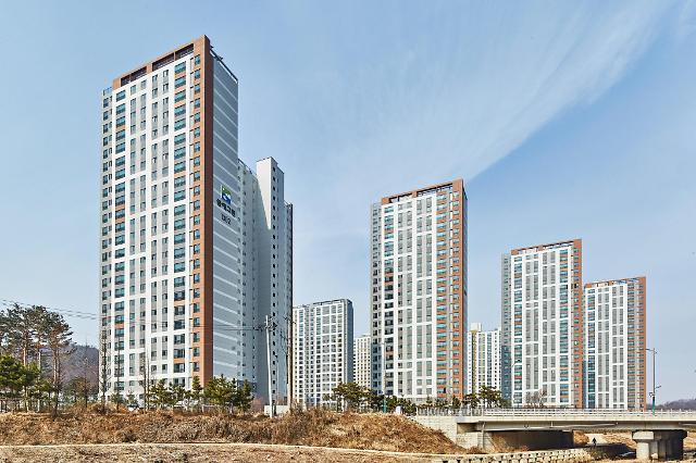 공공지원 민간임대주택 인천 서창 꿈에그린 입주 시작