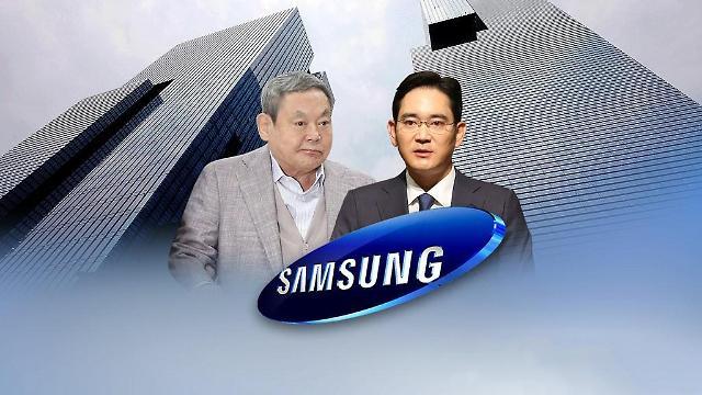 三星父子去年分红合计6千多亿韩元