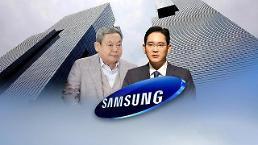 .三星父子去年分红合计6千多亿韩元.