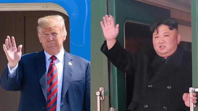 白宫:第二轮朝美首脑会谈未达成任何协议