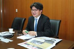 """.""""将为韩国中小企业提供进军中国的平台""""——中国银行首尔分行行长黄德专访."""