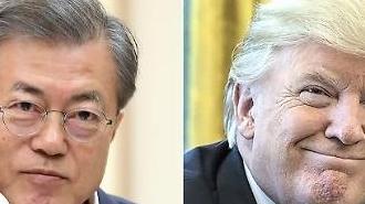 Tổng thống hai nước Mỹ - Hàn điện đàm sau thượng đỉnh Mỹ - Triều lần 2