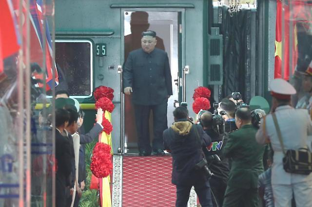 김정은 위원장, 하노이 회담 결렬 후 빈 손 귀국길도 '열차타고 3박4일'