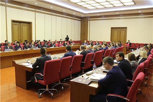 朝鲜对外经济相启程参加朝俄经济合作委员会会议
