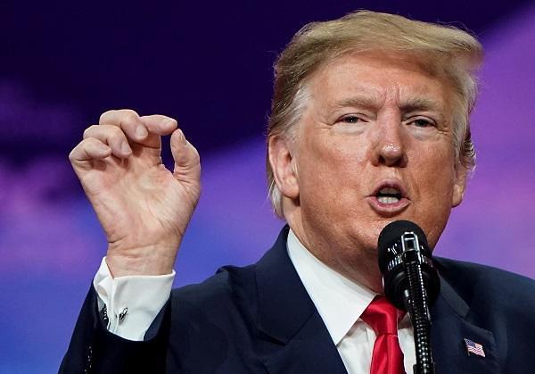 特朗普演说中谈朝鲜 韩美商讨金特会后续对策