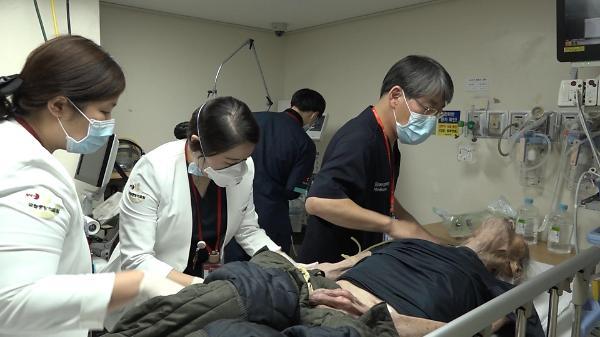 故윤한덕 센터장 근무지 국립중앙의료원 72시간…의사 1명이 수천명 담당