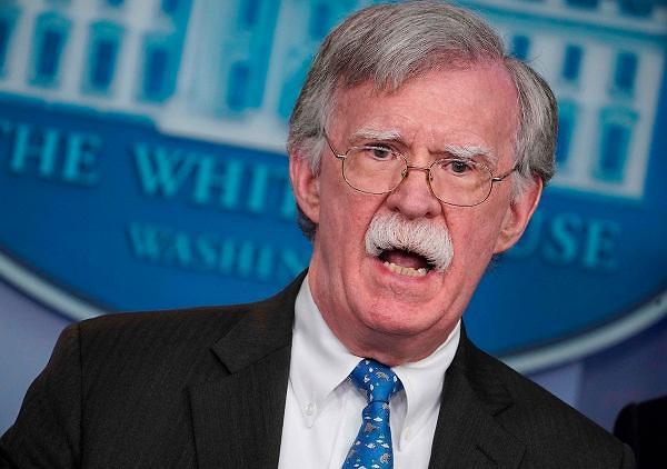 美国国家安全顾问博尔顿受访 对朝美首脑会谈作补充说明