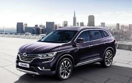 .雷诺三星2月新车销量同比减少26.7% .
