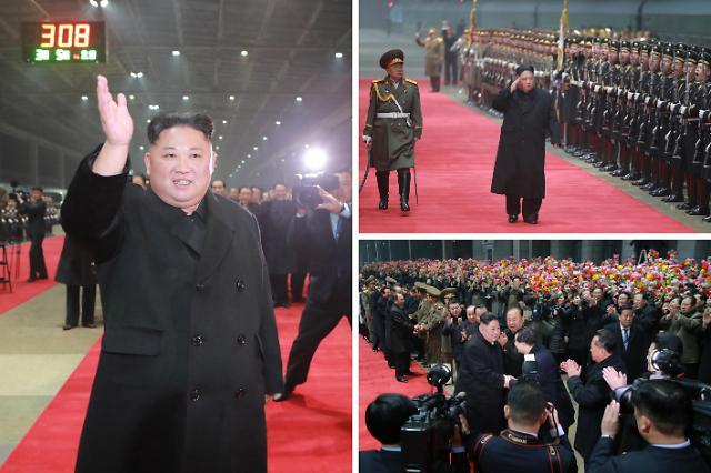 金正恩今日凌晨返回朝鲜 朝媒评价越南之行富有成果