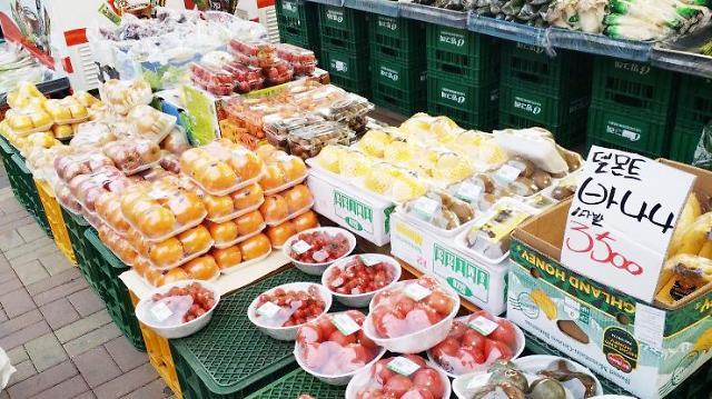 韩国今年2月居民消费价格指数仅上涨0.5%