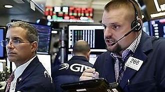 Dow Jones sụt hơn 200 điểm, S&P 500 rớt mốc quan trọng 2,800 điểm