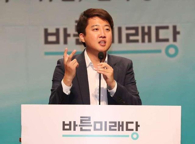 """이준석 """"82년생 김지영 말도 안되는 이야기"""""""