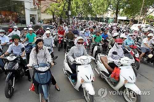 오토바이 천국 베트남, 오토바이 포기할 수 있을까?