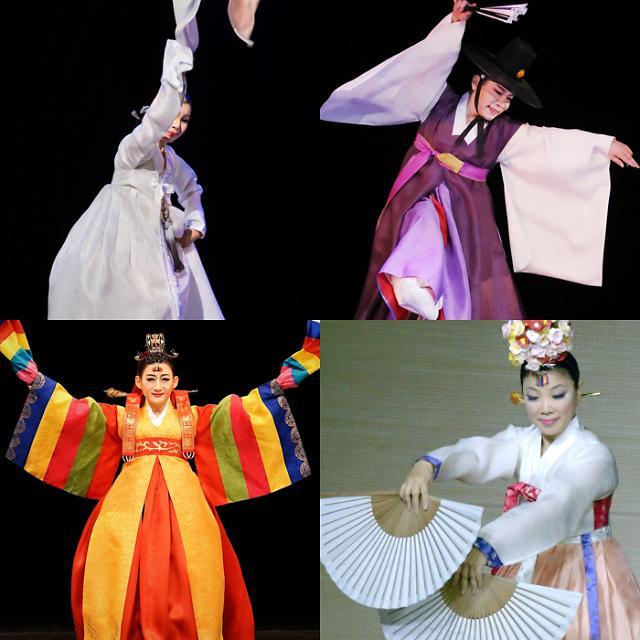 지역별 삶 담아낸 다채로운 전통 춤사위...국립국악원 '수요춤전'