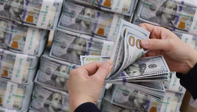 韩国2月外汇储备小幅缩减 为4047亿美元