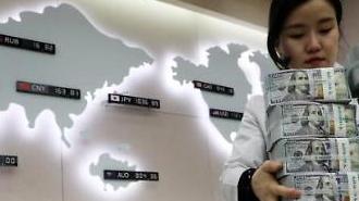 Dự trữ ngoại hối của Hàn Quốc giảm 840 triệu USD so với tháng 1