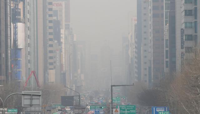 文在寅指示与中国共同人工降雨减霾 在野党呼吁组团访华交涉