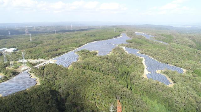 LS산전, 일본서 3번째 대규모 태양광 발전소 완공