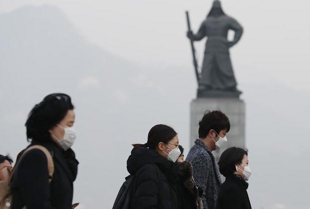 Hàn Quốc áp dụng các biện pháp khẩn cấp giảm thiểu bụi mịn