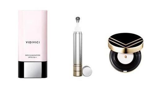 韩妆品牌VIDIVICI在华热销