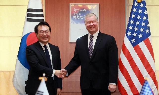 韩美日对朝代表聚首华盛顿讨论金特会
