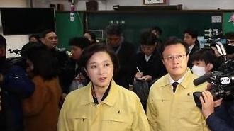 Hàn Quốc lắp đặt thiết bị lọc không khí ở các trường học