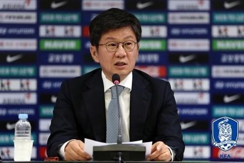 정몽규 대한축구협회장, FIFA 평의회 위원‧AFC 부회장 출마