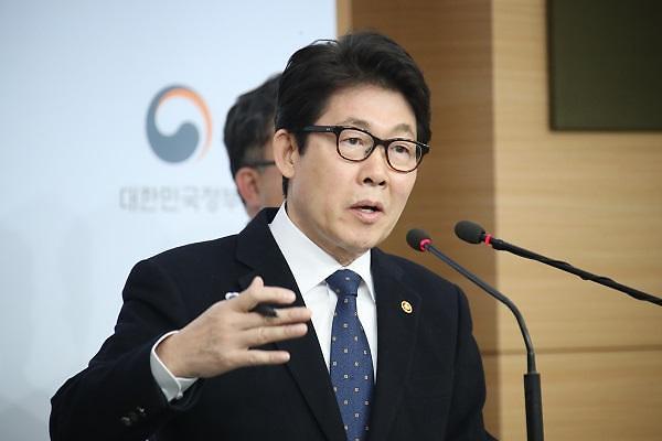 赵明来出席记者会 公布韩国强化治霾方案