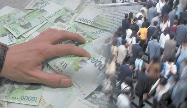 调查:韩大企业新员工平均年薪达4100万韩元