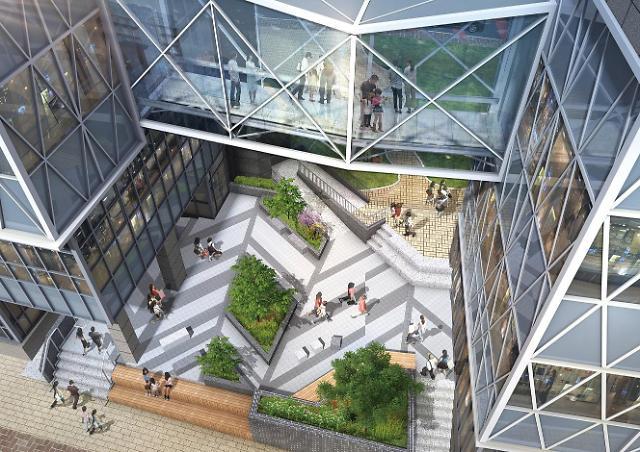 튀어야 산다… 타워 트윈 브릿지 등 상업시설 디자인 특화경쟁