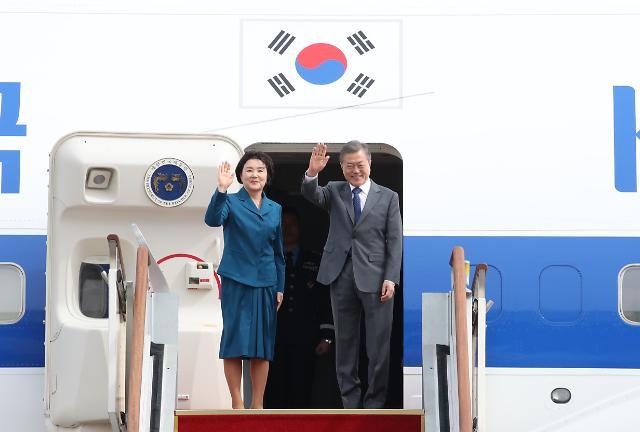 文在寅出访东盟三国 力推新南方政策