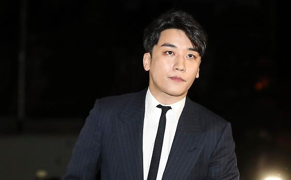 BIGBANG胜利涉色情招待外商被警方立案